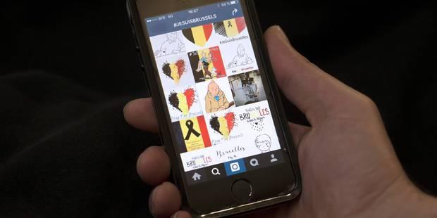 Réseau GSM: deux fois plus d'appels sur Bruxelles le 22 mars ! - La DH