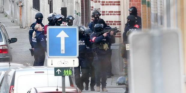 Police au courant de suspects à Schaerbeek: Clerfayt dément - La DH