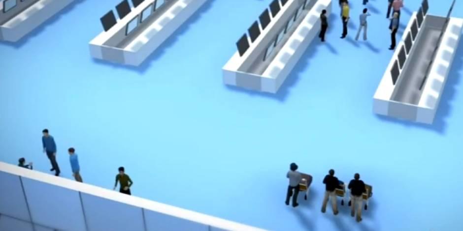 Voici la reconstitution en 3D de l'attentat de Zaventem (VIDEO)