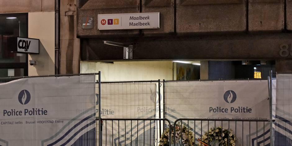 Attentats de Bruxelles: un deuxième homme filmé à Maelbeek