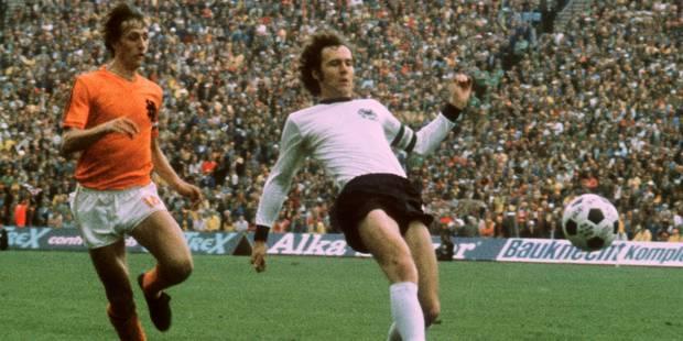 """""""Le meilleur"""", """"Un frère"""", """"Un grand homme"""": le monde du foot réagit au décès de Johan Cruyff - La DH"""
