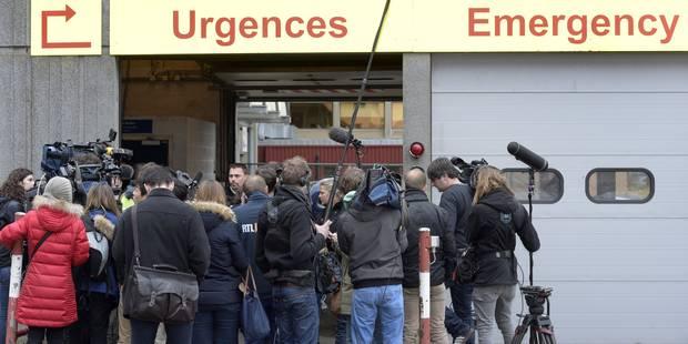 Attentats de Bruxelles: deux patients dans le coma identifiés - La DH