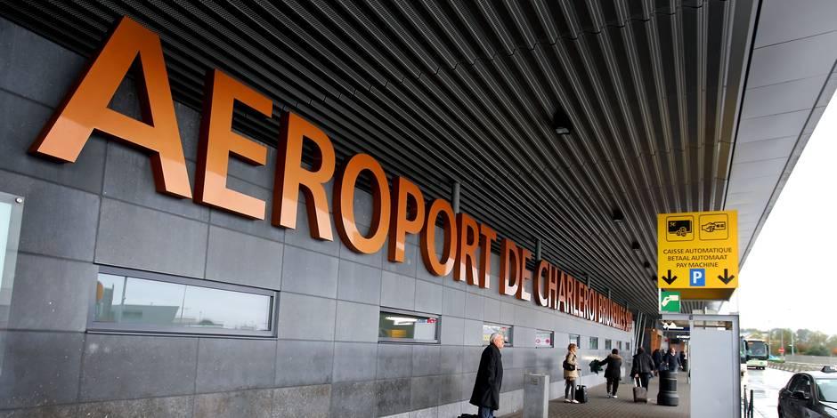 Des taxis gratuits au départ de l'aéroport de Charleroi