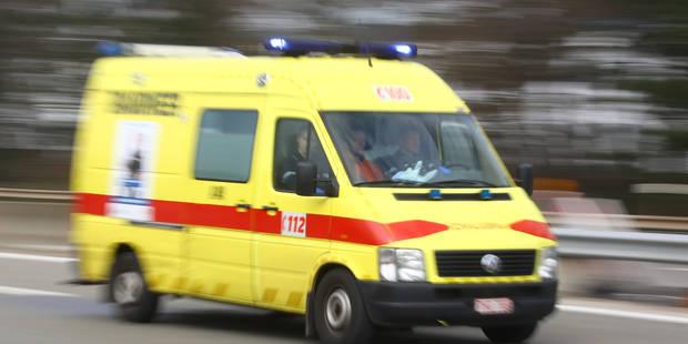 Rochefort: Un motard décédé lors d'une collision avec une voiture - La DH