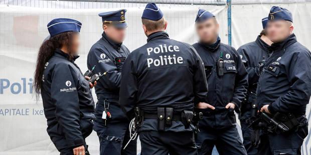 La police de l'aéroport national de Zaventem menace de partir en grève - La DH