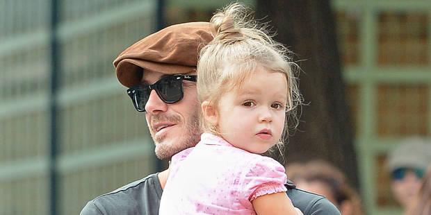 David Beckham, son cadeau tout mignon pour sa fille - La DH