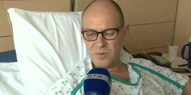 Amputé suite aux attentats, Walter livre un témoignage émouvant - La DH