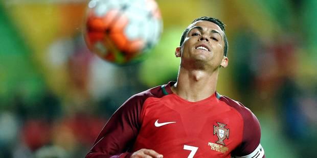Wilmots n'a jamais voté Ronaldo - La DH