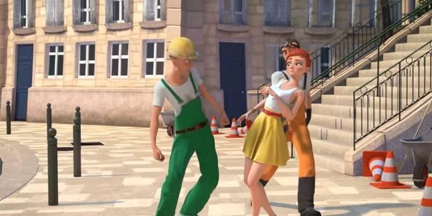 """""""Hé Mademoiselle"""", le joli film d'animation qui dénonce le harcèlement de rue - La DH"""