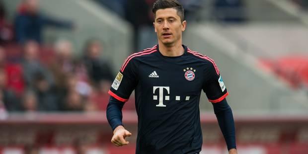 Robert Lewandowski prolonge au Bayern - La DH