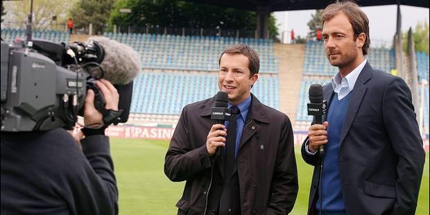 TF1: Grégoire Margotton éjecte Christian Jeanpierre - La DH