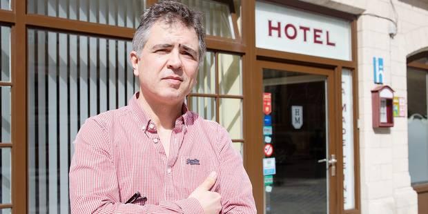 """""""La fréquentation des hôtels bruxellois est catastrophique"""" - La DH"""