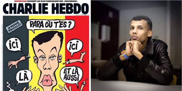 La famille de Stromae réagit à la Une de Charlie Hebdo - La DH
