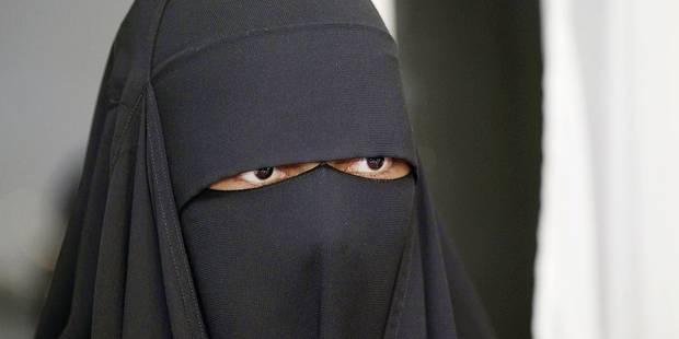 """La """"femme au niqab"""" arrêtée en provenance de Turquie - La DH"""