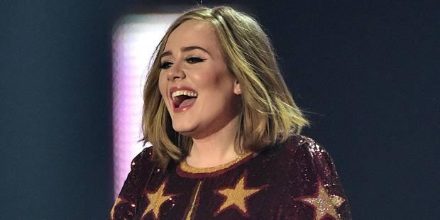 Adele par-ci, Adele par-là, les 5 derniers buzz de la chanteuse - La DH