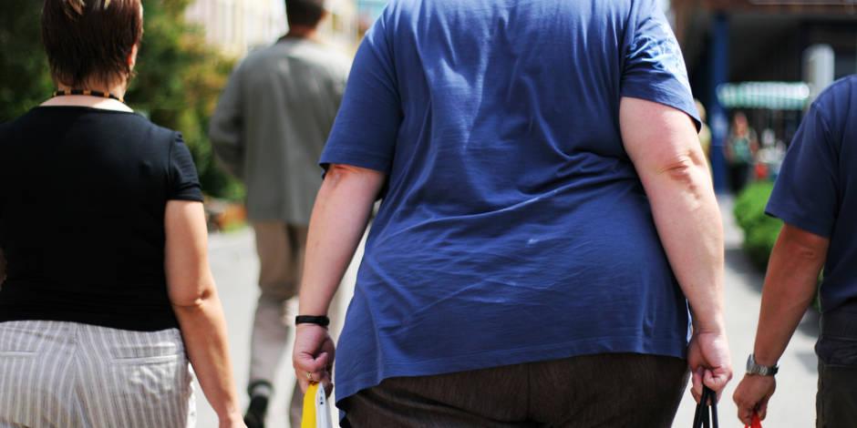 L'obésité touche 13% de la population adulte mondiale.