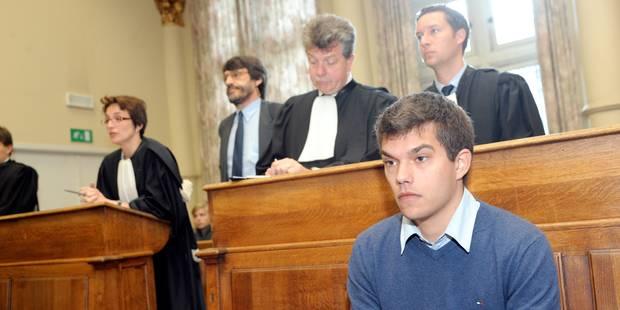 Romain Hissel inculpé de tentative de meurtre, incendie volontaire et car-jacking - La DH