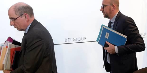 Attentats à Bruxelles: accord sur le mandat de la Commission parlementaire d'enquête - La DH