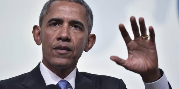 """Presse en Turquie: Obama dénonce le """"chemin très inquiétant"""" pris par Erdogan - La DH"""