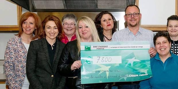 Liège: une belle initiative pour les enfants placés - La DH