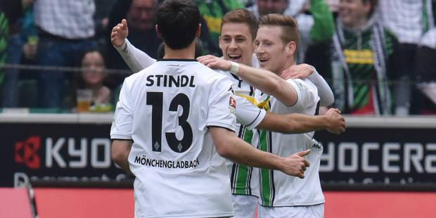 Bundesliga: Le Borussia M'Gladbach écrase le Herta Berlin, et se relance dans la course à la 3e place - La DH