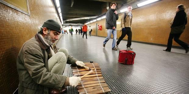 Musiciens dans les transports bruxellois: 61 PV en 2015 - La DH