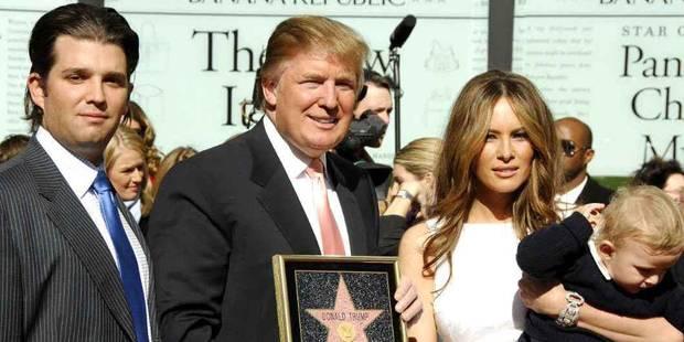 """Trop vandalisée, l'étoile de Donald Trump pourrait disparaître du """"Hollywood Walk of Fame"""" - La DH"""