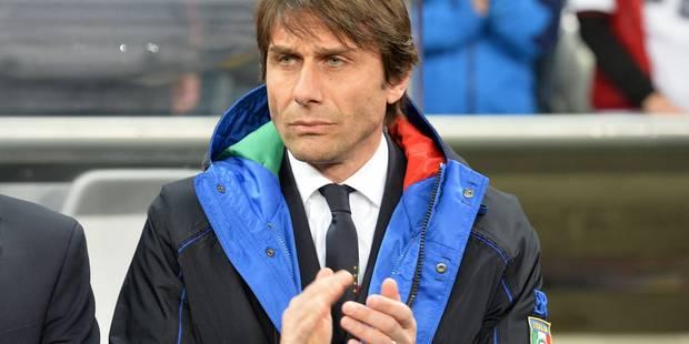 Antonio Conte a signé pour 3 saisons à Chelsea - La DH