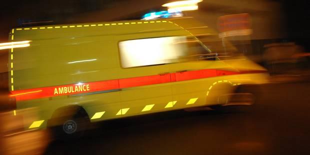 Morlanwelz: accident mortel sur la nationale 59 - La DH