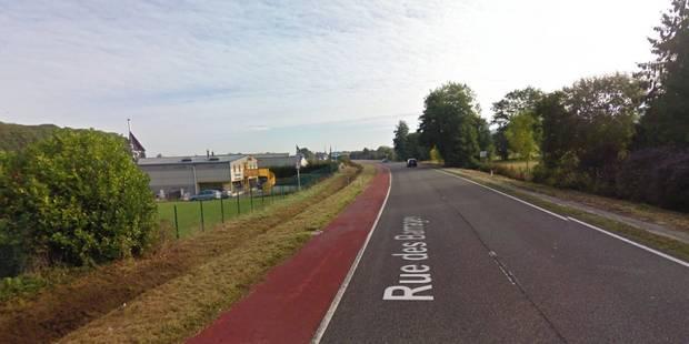 Un cycliste décède après avoir percuté une camionnette à Walcourt - La DH