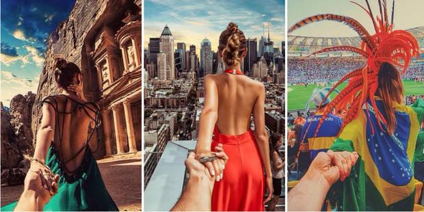 Les coulisses de ces célèbres photos Instagram dévoilées - La DH