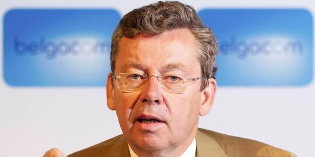 Panama Papers: Didier Bellens gérait deux fonds d'investissement basés aux îles Vierges - La DH