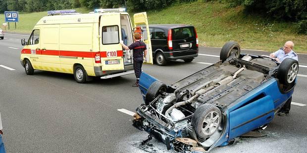 Chièvres: l'ambulance doit arriver depuis? 2007 - La DH