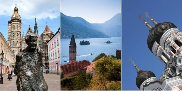 8 destinations au top pour découvrir l'Europe de l'Est - La DH