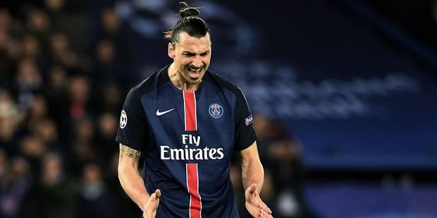 Zlatan Ibrahimovic compte porter plainte après les accusations de dopage à son encontre - La DH
