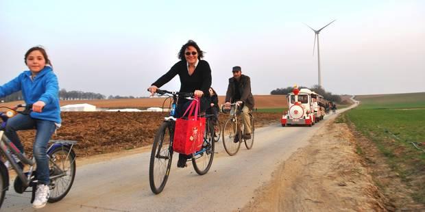 Tournai-Antoing-Brunehaut: le parc éolien TAB en sursis ! - La DH