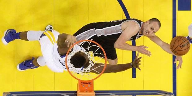NBA: Golden State se rassure face à San Antonio, Chicago espère un miracle - La DH