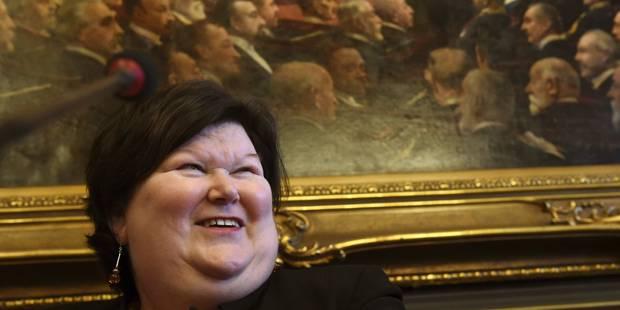 Baromètre politique: Maggie De Block toujours superstar dans les 3 Régions (INFOGRAPHIE) - La DH