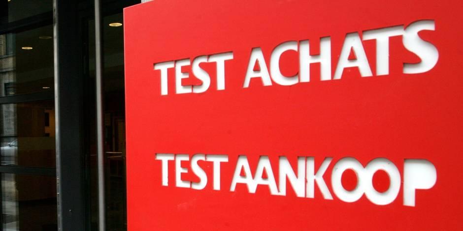 """Test-Achats lui promet une tablette s'il s'abonne mais il ne reçoit qu'un téléphone de """"piètre qualité"""""""