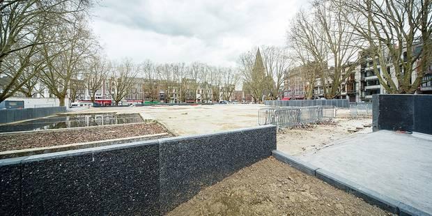 Il y en aura pour 16 millions de travaux à Liège - La DH