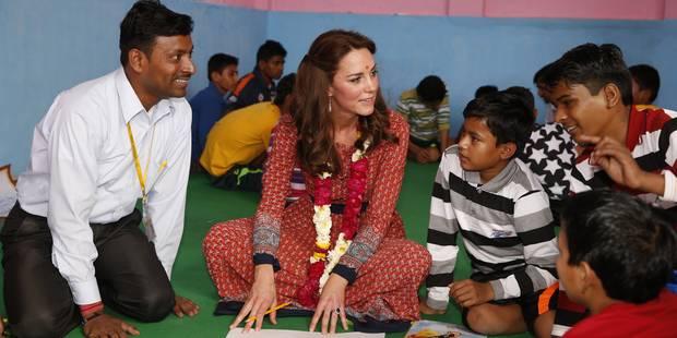Kate Middleton dévoile son secret pour rester toujours svelte - La DH