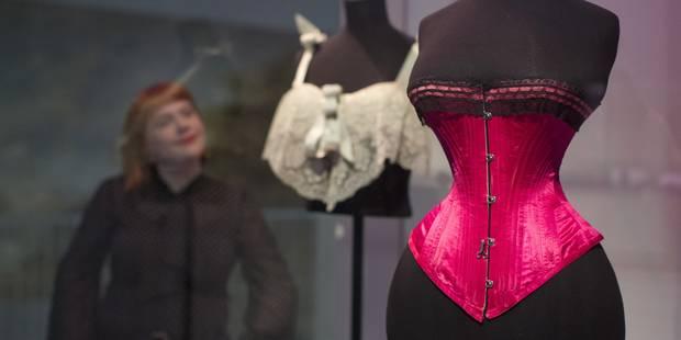 Trois siècles de sous-vêtements en relation intime avec la mode - La DH