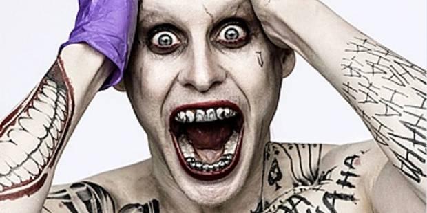 Jared Leto offre des pr�servatifs usag�s