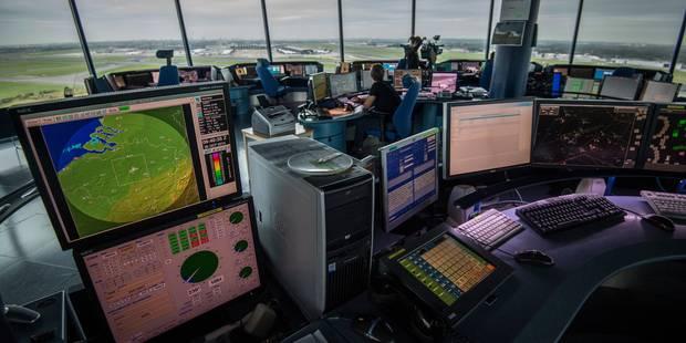 Belgocontrol: 41 vols annulés jeudi à Brussels Airport - La DH