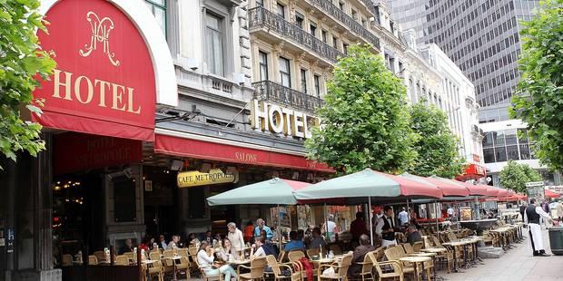 Bruxelles: la Région au secours des hôtels bruxellois - La DH