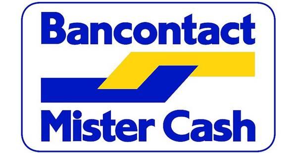 Bancontact se sépare de Mister Cash - La DH