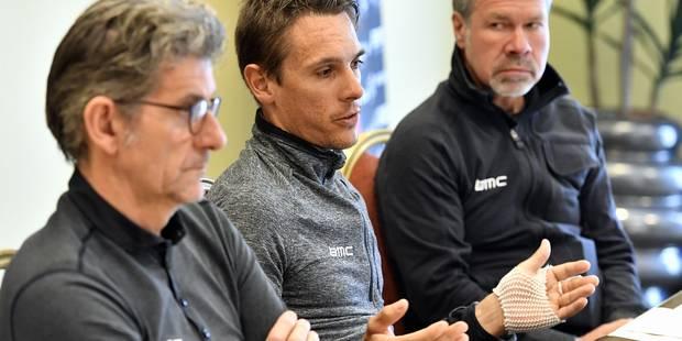 Amstel Gold Race: Philippe Gilbert ne se considère pas comme favori (VIDEO) - La DH