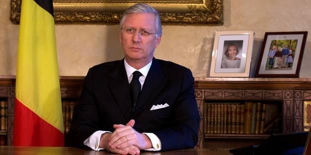 77% Belges pensent que le couple royal a bien réagi aux attentats - La DH