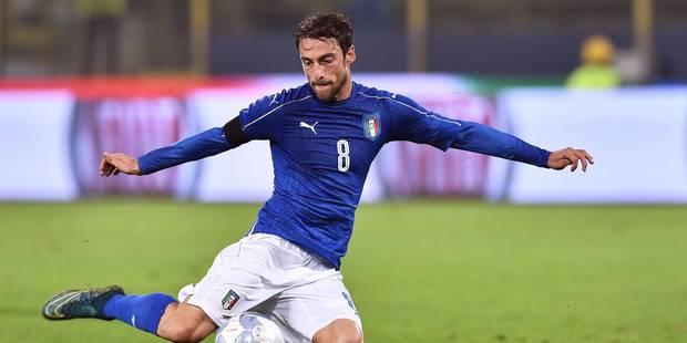 Rupture du ligament croisé pour Marchisio, forfait à l'Euro - La DH