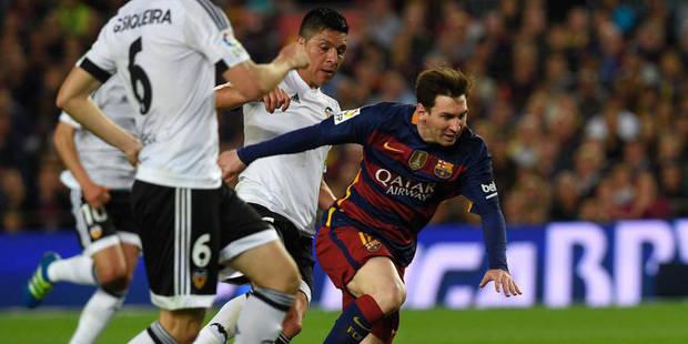 Liga: Valence assomme le Barça, rejoint en tête - La DH